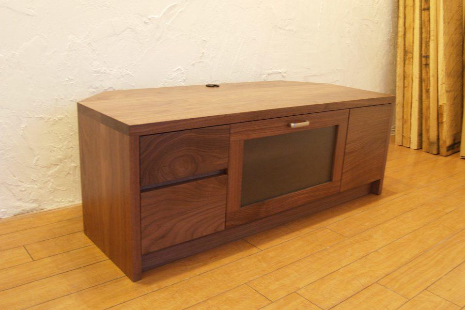 コーナー テレビボード