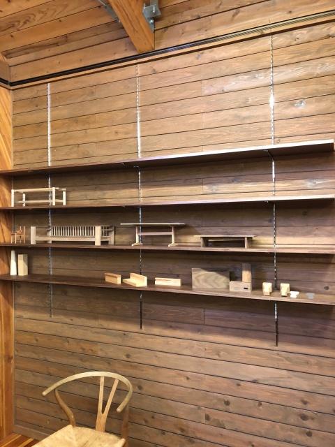 模型棚 熊本 家具