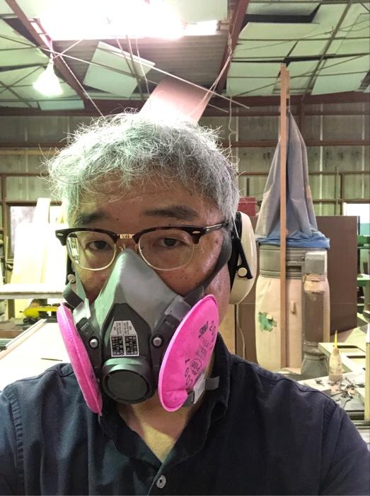 マスク着けましょう